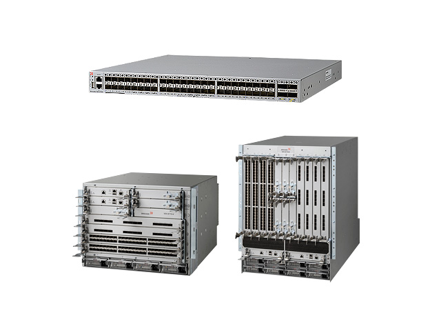 Коммутаторы Fujitsu Ethernet Fabric Switches